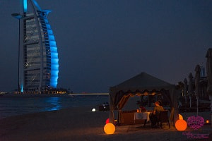 Proposal by Burj Al Arab