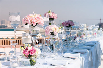 Elegant Wedding Decoration