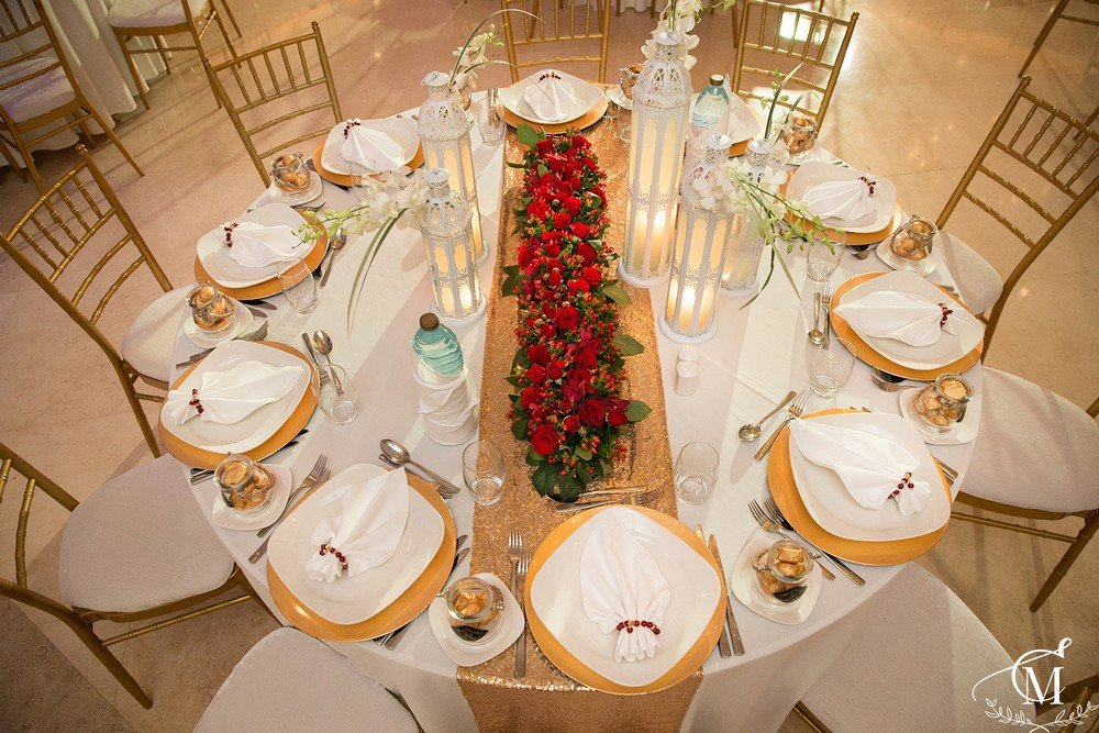Ceremony at the Habtoor Grand Resort